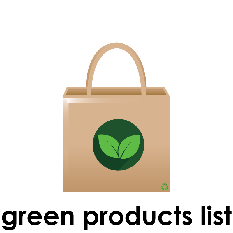 Green Products List |A Directory of Eco-Friendly and Green Products and Businesses